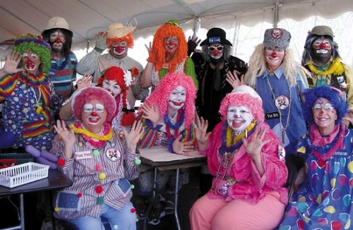 The Joy Pleasers Clown Ministry is hosting classes for new clowns, beginning Feb. 2. The classes will be taught by current members of the ministry.