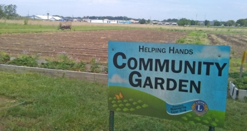 Purdue Extension Huntington County is seeking volunteers to help clean up the Helping Hands Community Garden on Saturday, Oct. 13; Monday, Oct. 15; Saturday, Oct. 20; and Saturday, Oct. 27.
