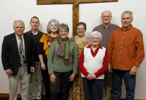 Members of a group that will travel to Haiti in June as part of a missions group from Faith Community Church of God, in Huntington.