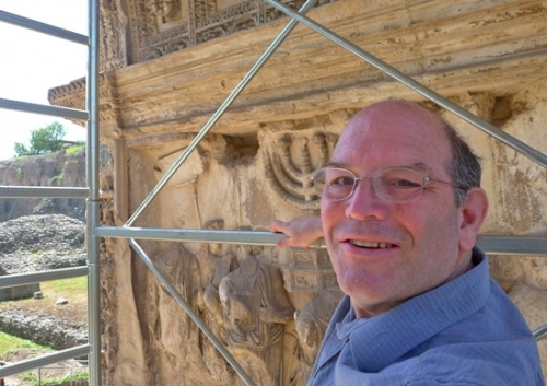 Jewish scholar Steven Fine, a cultural historian of ancient Judaism, will present the 2017 Bergdall Endowed Lectureship on Biblical Studies on Tuesday, Oct. 24, at 7 p.m. at the Huntington University Merillat Centre for the Arts.
