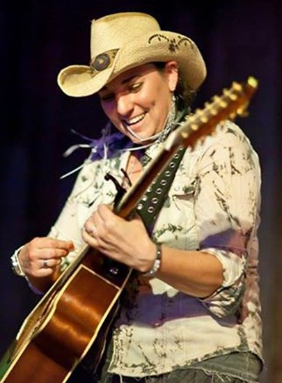 Jen Fisher is one of three performers who will entertain at the Cottage Event Center, in Roanoke, on Nov. 10 in a concert that will raise funds for victims of Hurricane Harvey in Texas.