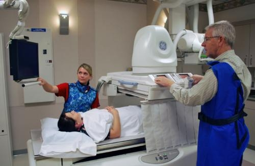 New machine offers quicker examination time | Huntington