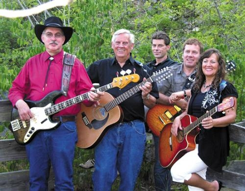 God's Country, a group based in Wabash, will bring a mix of gospel, classic country, old time rock and roll and original songs to Andrews during a concert in the park on Saturday, Aug. 17. The concert is part of the Andrews Summer Festival.