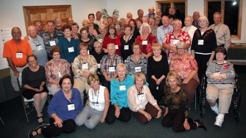 The Huntington High School Class of 1962 held its 50-year reunion Sept. 14-15.