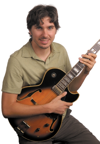 Phil Schurger will present a guitar recital  in the Huntington University Zurcher Auditorium.