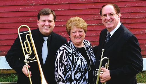The Hyssongs will perform a gospel music concert at First Baptist Church on Saturday, Nov. 23.