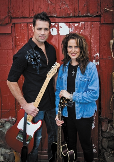 The J Taylors, the husband and wife team of Jonathon and Janelle Taylor, are scheduled to perform at the Roanoke Fall Festival on Sept. 7.