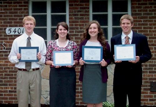 Four HNHS seniors complete LDS seminary program   Huntington