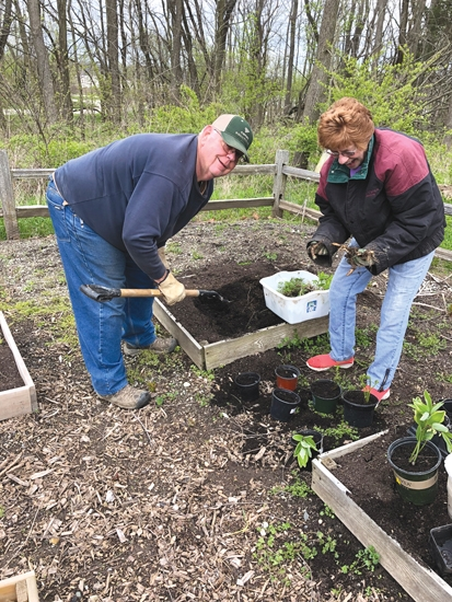 Master Gardeners Set Annual Plant Sale For Saturday May 11