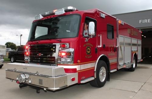 Etna Avenue fire station to get new pumper | Huntington