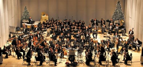 The Fort Wayne Philharmonic will perform its Holiday Pops Concert on Sunday, Nov. 25, in the Huntington North High School auditorium.
