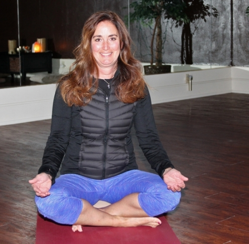 Valerie Powers, owner of Powers of One Yoga and Fitness, is opening a second studio at 225 Hauenstein Rd., Huntington, sharing space with Cardinal Family Medicine.