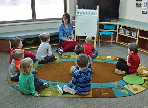 united way awards 7 800 grant to preschool at flint springs