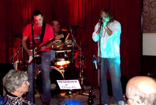 Press the Glass, an Indianapolis rock cover band formerly known as Tollgate Road, performs March 15 at the Cottage Event Center, in Roanoke.