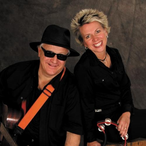 Henry Phillips (left) and Shannon Persinger, performing as Shade 'N' Shannon, will present a tribute to Johnny Cash and Patsy Cline on Jan. 18 at the Cottage Event Center in Roanoke.
