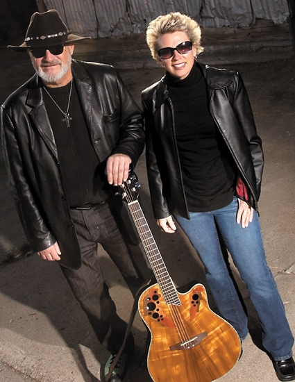 Henry Phillips and Shannon Persinger, performing as Shade 'N' Shannon, will bring their tribute to Johnny Cash and Patsy Cline to the Roanoke Fall Festival on Sept. 6.