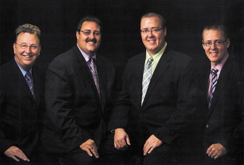 The Shane Brothers Quartet will perform on Sunday, Sept. 29, at the Salamonie Church of the Brethren.