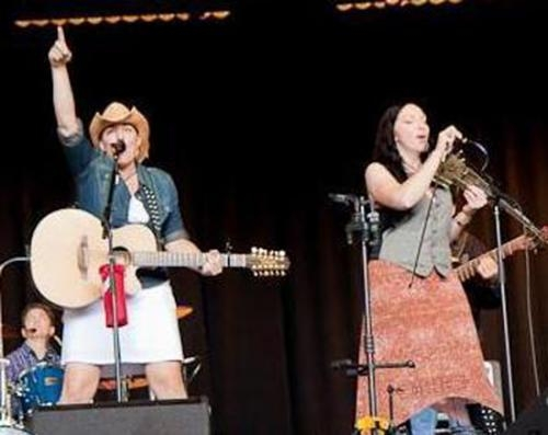 The country band Sugar Shot will perform on Oct. 11 at the Cottage Event Center, in Roanoke, in a fund-raiser concert benefitting the Roanoke Kiwanis Club.