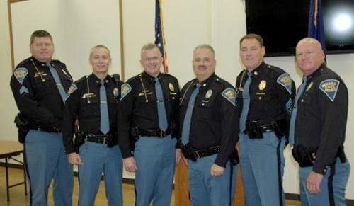 Local among 5 honored by FW state police post | Huntington