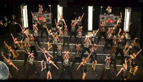"""Huntington North's Varsity Singers capped off their 2012-2013 competition with """"Best Vocals"""" and second runner-up overall finishes during competition on March 16. Auditions are currently being held for next year."""