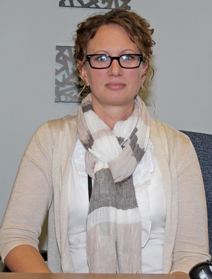 Alexys Vosmeier was recently hired as the new local office director for Huntington County's Department of Child Services office. Vosmeier returns to the Huntington office after working there for several years as a family case manager.