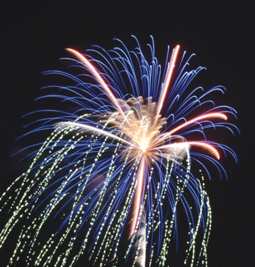 Huntington County residents looking for a Fourth of July fireworks show close to home will have their choice of shows in Huntington, Markle and Roanoke. All will occur on the evening of the Fourth of July.