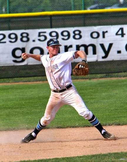 Andrews resident and Huntington University baseball player Jamon Hammel played ball this summer in the New York Collegiate Baseball League, a league which has produced a number of current and former Major League Baseball players.