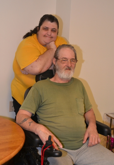 As members of the Mayor's Advisory Council on Community Accessibility, Vickie and Brian Kirkpatrick have seen physical barriers begin falling. But they say what those with disabilities want most is respect.