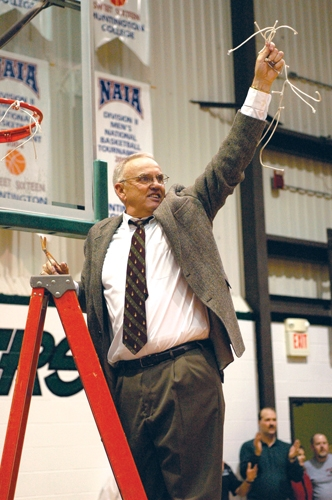 Former Huntington University basketball coach Steve Platt led the Foresters to multiple victories over his almost 15-year-long career.