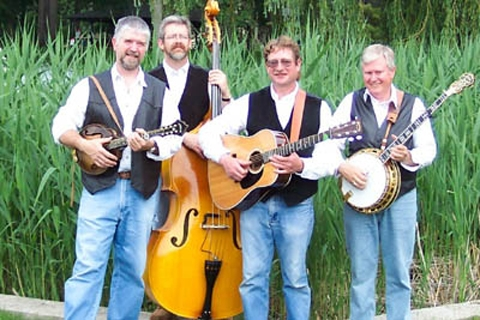 The bluegrass band Deadwood is one of the featured entertainers at this year's Forks of the Wabash Pioneer Festival. The festival will be held Saturday and Sunday, Sept. 26 and 27, at Hier's Park.