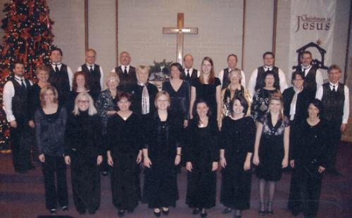"The Evangelical United Methodist Church Adult Choir will perform the Christmas musical, ""A LIght Still Shines,"" on Thursday, dEc. 10, and Saturday, Dec. 12, at 7 p.m. both days, at the church, located at 1000 Flaxmill Rd., Huntington."